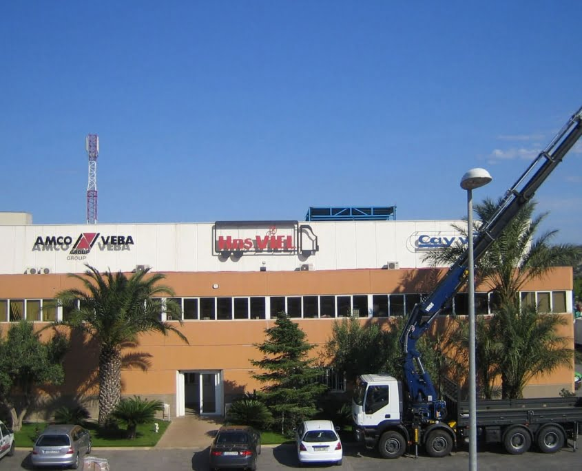 fachada fábrica VIEL Carrocerías